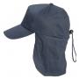 כובע כותנה ליגיונר להגנה מהשמש