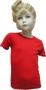 חולצת ריב ילדה צמודה