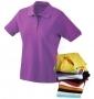 הדפסה על חולצת פולו נשים איכותית