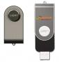 חריטת לוגו על זכרון נייד USB