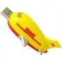זכרון נייד USB מצורת אווירון