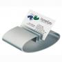 הדפסה או חריטה על מעמדי כרטיסי ביקור