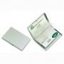 קופסת אלומיניום לאריזת כרטיסי אשראי, וכרטיסי ביקור