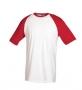 חולצה אמריקאית עם אפשרות הדפסה