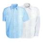 חולצות אלעל אלגנטיות עם אפשרות רקמת לוגו
