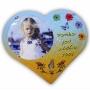פאזל בצורת לב עם הדפסת תמונה