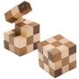 משחק חשיבה בצורת קוביה