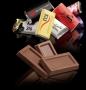 הדפסה על שוקולד נאפוליטנים בתפזורת